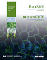 CANADIAN JOURNAL OF BOTANY. 2007. Cover image